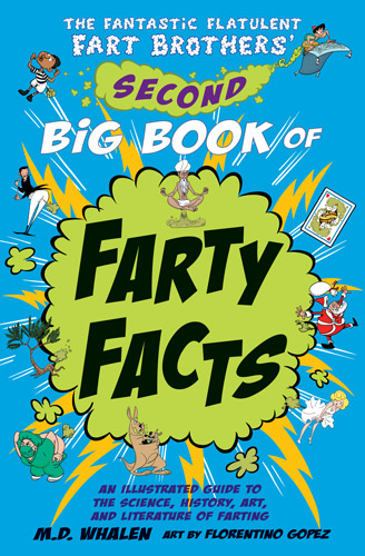 Second Big Book of Farty Facts