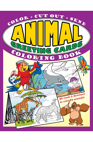 Animals Greeting Cards